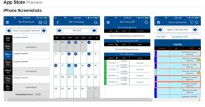 my walmart schedule app
