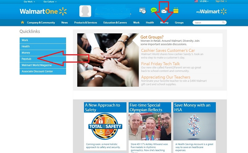 How Do I Find My Win One Walmart >> How To View Your Walmart Paystubs Online On Walmartone Com