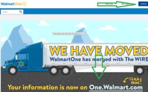 Walmart One - www.Walmartone.com