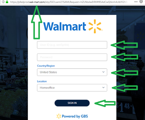 How Do I Find My Win One Walmart >> Onewalmart Com Walmart Onewire Login One Walmart Login