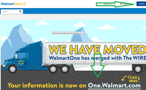 How Do I Find My Win One Walmart >> Walmartone Login Walmartone Com Associate Onewire Login Walmart